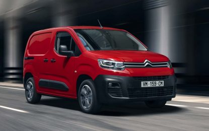 Citroen predstavio novi Berlingo Furgon [Galerija i Video]