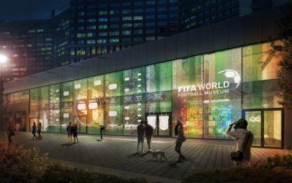 Povodom Svjetskog prvenstva u nogometu, Hyundai dovodi FIFA nogometni muzej iz Ciriha u Moskvu