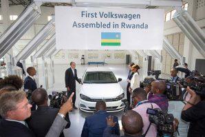 Volkswagen pokreće proizvodnju automobila u Ruandi [Galerija]