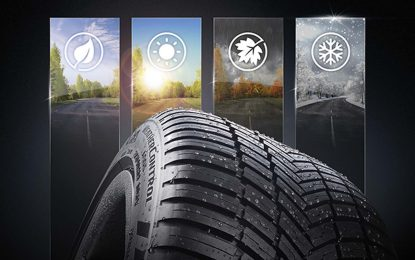 Bridgestone Weather Control A005 – gume za cijelu godinu [Video]