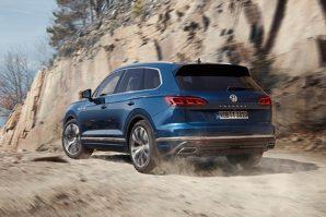 Volkswagen odabrao odgovarajuće gume Goodyear kao originalnu opremu za novi Volkswagen Touareg