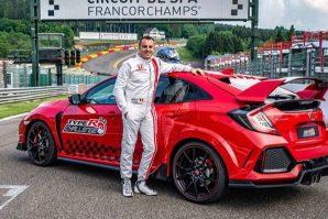 Sa Hondom Civic Type R ostvaren novi rekord na stazi Spa-Francorchamps [Video]