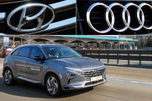 Početak saradnje Hyundaija i Audija na razvoju vozila sa pogonom na gorive ćelije