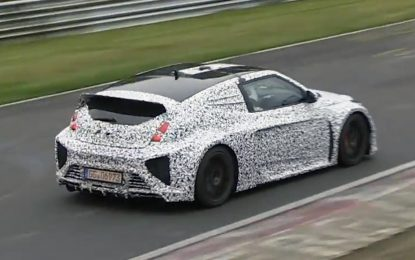 Hyundai Racing Midship concept – prototip je upotrebljiv [Video]