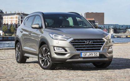 Tokom ovog mjeseca počenje proizvodnja osvježenog Hyundaija Tucsona [Galerija i Video]