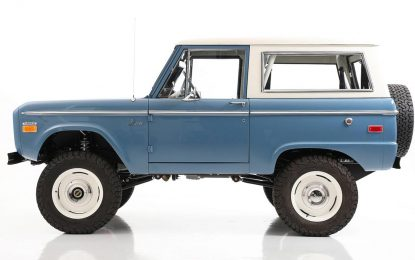 "Icon 4×4 novi ""Old School"" Ford Bronco [Galerija]"