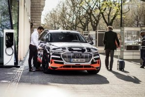 Ideja elektromobilnosti i izvan automobila sa Audijem e-Tron