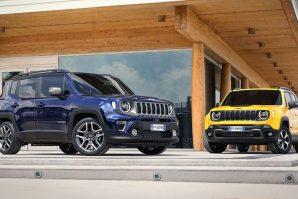 Stiže poboljšani Jeep Renegade [Galerija]
