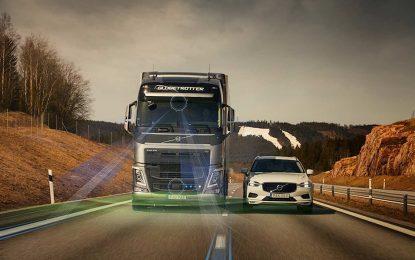 Volvo Trucks – novi sistemi podrške vozačima [Galerija]