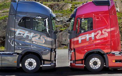 Volvo Trucks za 25. rođendan modela Volvo FH pripremio posebnu rođendansku ediciju kamiona – Volvo FH 25 Year Special Edition [Galerija i Video]