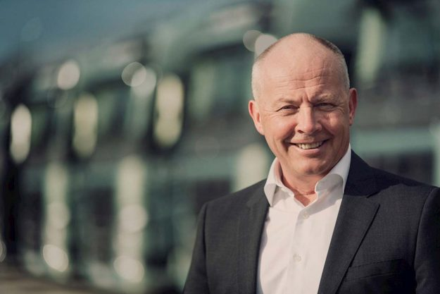Claes Nilsson, predsjednik Volvo Trucks