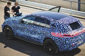 Mercedes-Benz EQC – na putu do zrelosti za serijsku proizvodnju