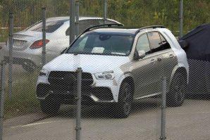 Mercedes-Benz GLE dolazi u obnovljenom izdanju