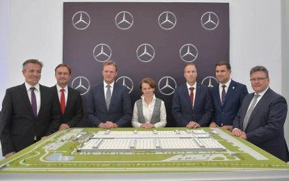 Mercedes gradi tvornicu motora u Poljskoj