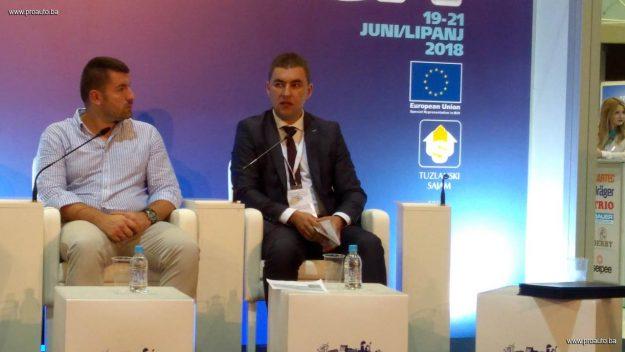 Zoran Andrić, pomoćnik ministra u Ministarstvu prometa i komunikacija BiH