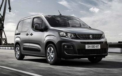 Peugeot predstavio novog Partnera Furgona [Galerija i Video]