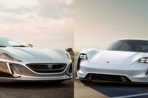 Porsche AG investira u Rimac Automobili i Greyp Bikes