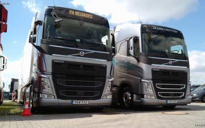 Volvo Trucks nam je Češkoj demonstrirao nove tehnologije za uštedu goriva [Galerija]
