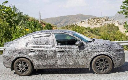 Renault Captur Coupe – novi crossover