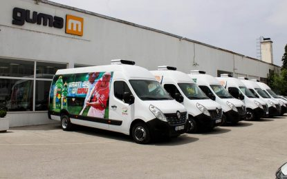 Vindija u BiH odabrala šest novih hladnjača Renault Master Pro+