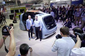 Volkswagen na CEBIT-u