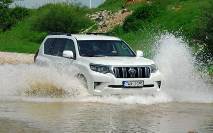 TEST – Toyota Land Cruiser 2.8 D-4D AWD Executive 6A/T Euro 6 (5 vrata)