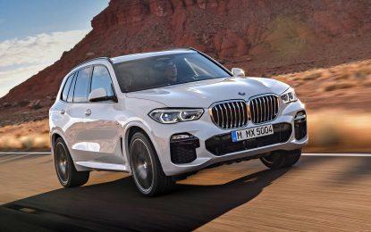 Stigao je BMW X5 četvrte generacije [Galerija i Video]