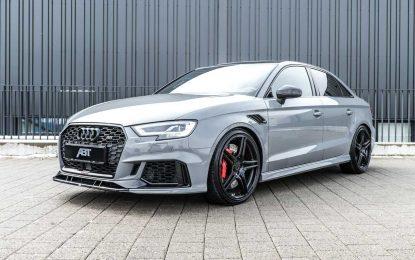 Abt Sportsline preradio Audi RS3 [Galerija]