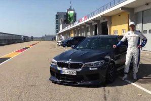 AC Schnitzer BMW M5 postavio novi rekord staze Sachsenring [Galerija i Video]