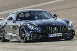 edo GT R je najbrži Mercedes na Sachsenringu [Galerija i Video]