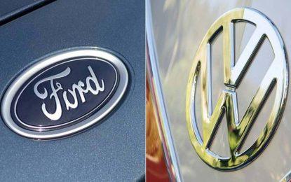 Volkswagen i Ford istražuju mogućnost strateškog saveza