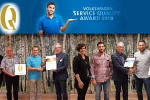 I ove godine ovlašteni Volkswagenovi servisi u BiH su se našli među 100 najboljih evropskih VW servisa