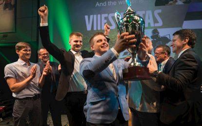 19.700 servisnih tehničara iz globalne mreže Volvo Trucks i Volvo Buses nastupilo na ovogodišnjem takmičenju VISTA – Pobjednik ekipa VIIES Rates iz Estonije