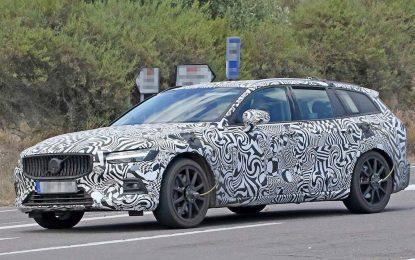 """Da li se sa novim Volvom V60 vraća i linija """"R""""?"""