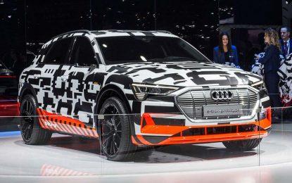 Audi E-Tron – premijera u San Franciscu