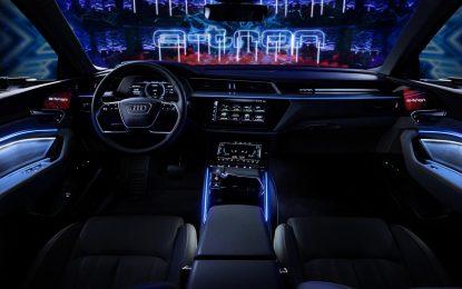 Zvanično predstavljena tehnološki napredna i moderna unutrašnjost sa pet displeja dugo najavljivanog električnog Audija e-tron [Galerija]