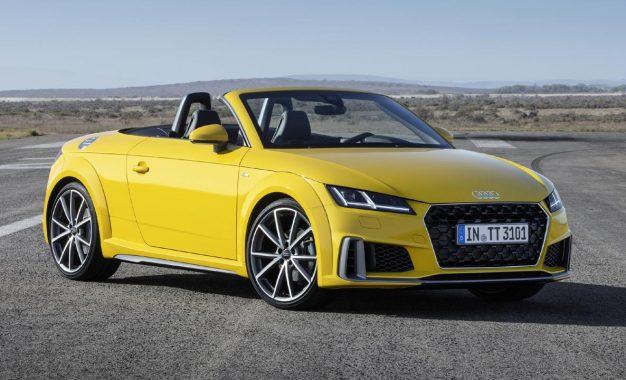 Audi TT za 20. rođendan stiže sa redizajnom [Galerija i Video]