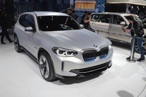 BMW potvrdio da će iX3 od 2020. godine proizvoditi u Kini