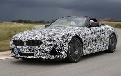 BMW priprema iznenađenje za Pebble Beach – Najvjerovatnije stiže novi BMW Z4