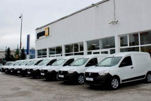 Sarajevski Vodovod modernizovao flotu s 20 novih Dacia Dokkera