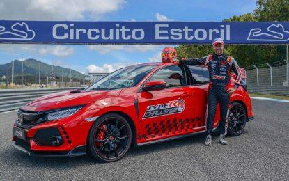 Ostvaren još jedan rekord sa Hondom Civic Type R – ovaj put na stazi Estoril [Galerija i Video]