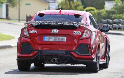 Da li prebrzo stiže facelift Honde Civic Type R ili je posrijedi nešto drugo?!