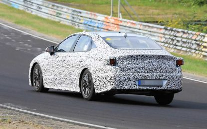 Naredne godine mogao bi se na tržištu pojaviti novi Hyundaijev sedan srednje klase – Sonata/i40