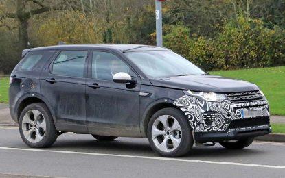 Redizajnirani Land Rover Discovery Sport stiže i kao PHEV