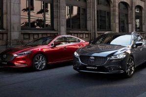 Restilizovana Mazda 6 sa obnovljenom ponudom agregata za evropsko tržište