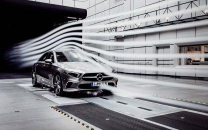 Mercedes-Benz A-Class Sedan među aerodinamičkim rekorderima