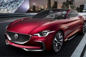 MG bi mogao uskoro predstaviti električni sportski automobil