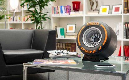 Pirelli Design P Zero Sound zvučnici u obliku gume – inspirisani gumama koje se koriste na bolidima Formule 1 [Galerija]