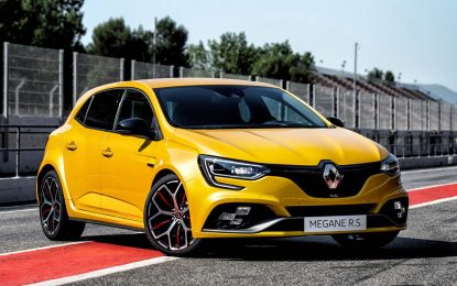 Stigao novi Renault Megane RS Trophy sa još boljim performansama [Galerija i Video]