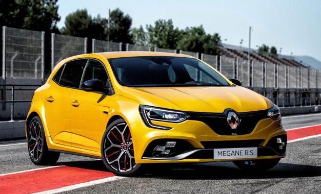 Stigao novi Renault Megane RS Trophy sa još boljim performansama [Galerija i Video]